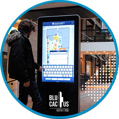 BluCactus -kiosks