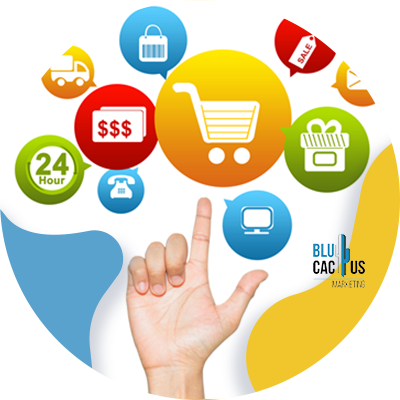 BluCactus - offer electronic commerce