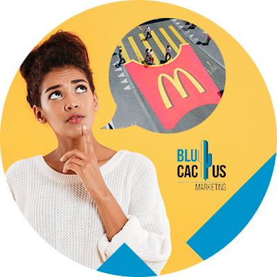 BluCactus - mcdonals