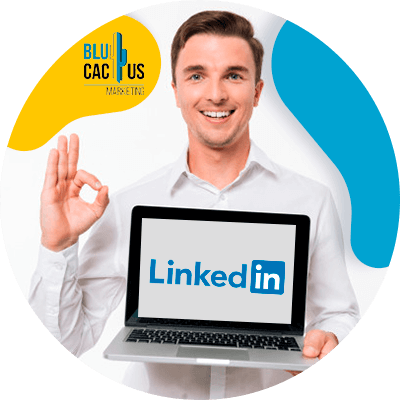 BluCactus - LinkedIn for Business - profesional men working
