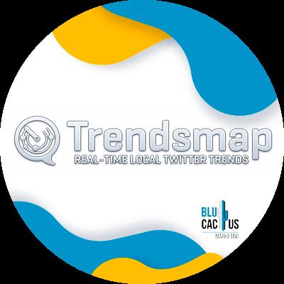 BluCactus - Community manager - trendsmap