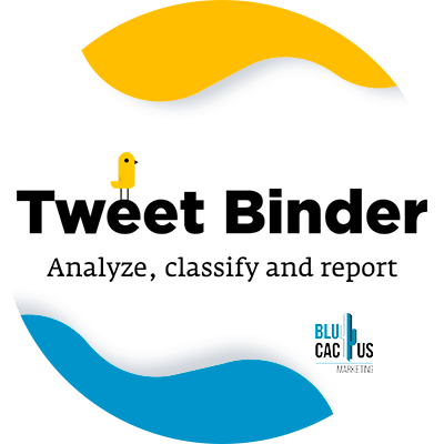 BluCactus - Community manager - tweetbinder