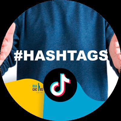 BluCactus - TikTok - hashtags