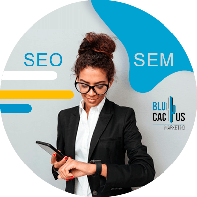 BluCactus - Differences between SEM and SEO - weatjer