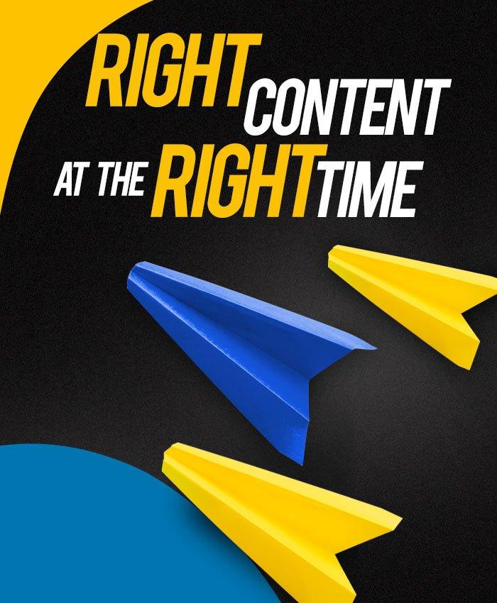 BluCactus Customize for Different Audiences