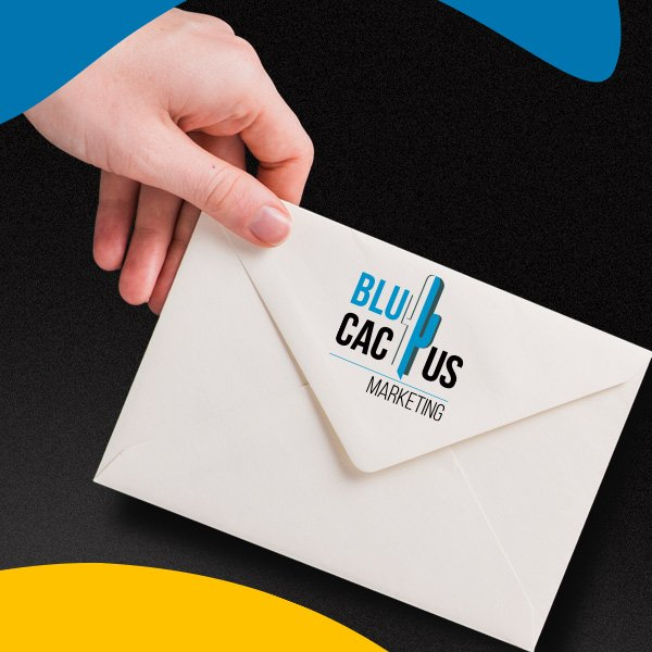 BluCactus Email is the third most influential source of information for B2B businesses
