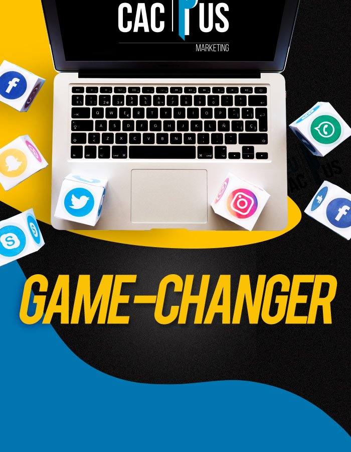 BluCactus Social Media Marketing Agency - Game Changer
