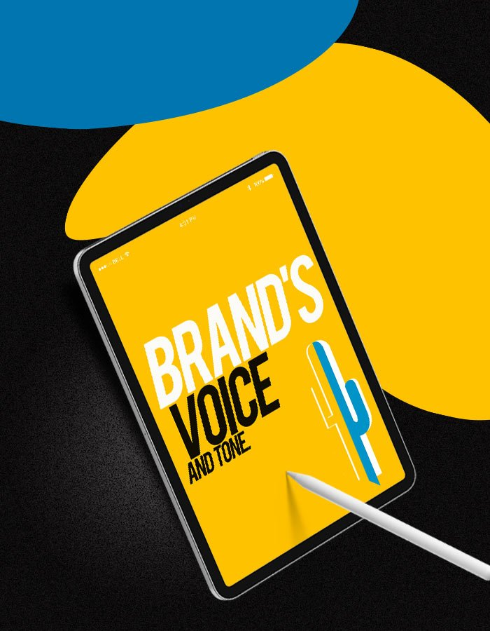 BluCactus Your brand voice and tone on social media