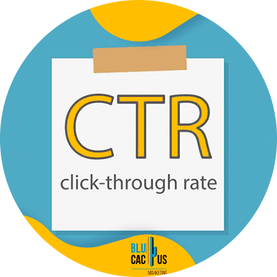BluCactus - click-through rate - ctr