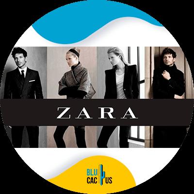 BluCactus - What is a brand - zara