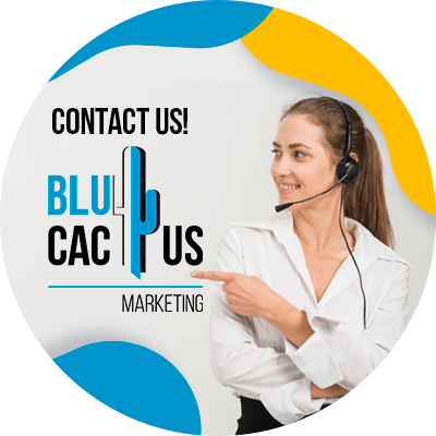 BluCactus -The psychology of colors - contact us