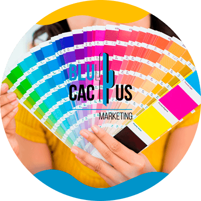 BluCactus -The psychology of colors - the importance of colors