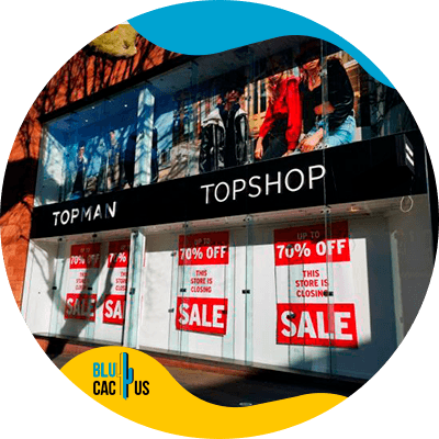 BluCactus - How to attract customers to your fashion store? - topshop