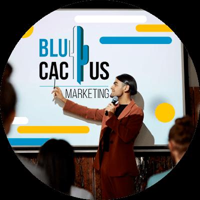 BluCactus - presentation project