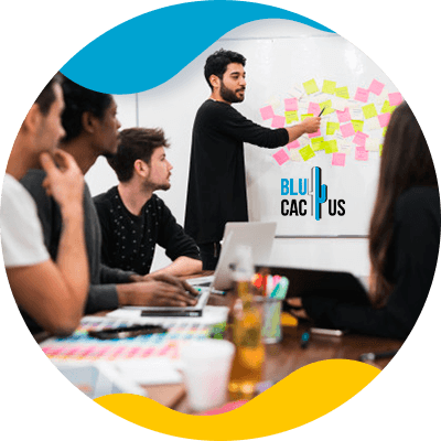 BluCactus - What is a brand - people thinking together