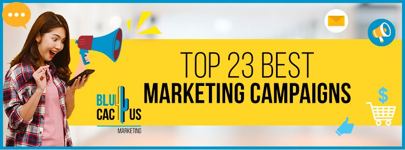 BluCactus - best marketing campaigns - title