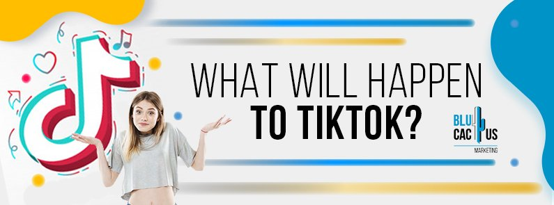 BluCactus - What will happen to TikTok? - title