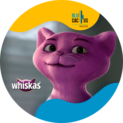 BluCactus - best marketing campaigns - whiskas