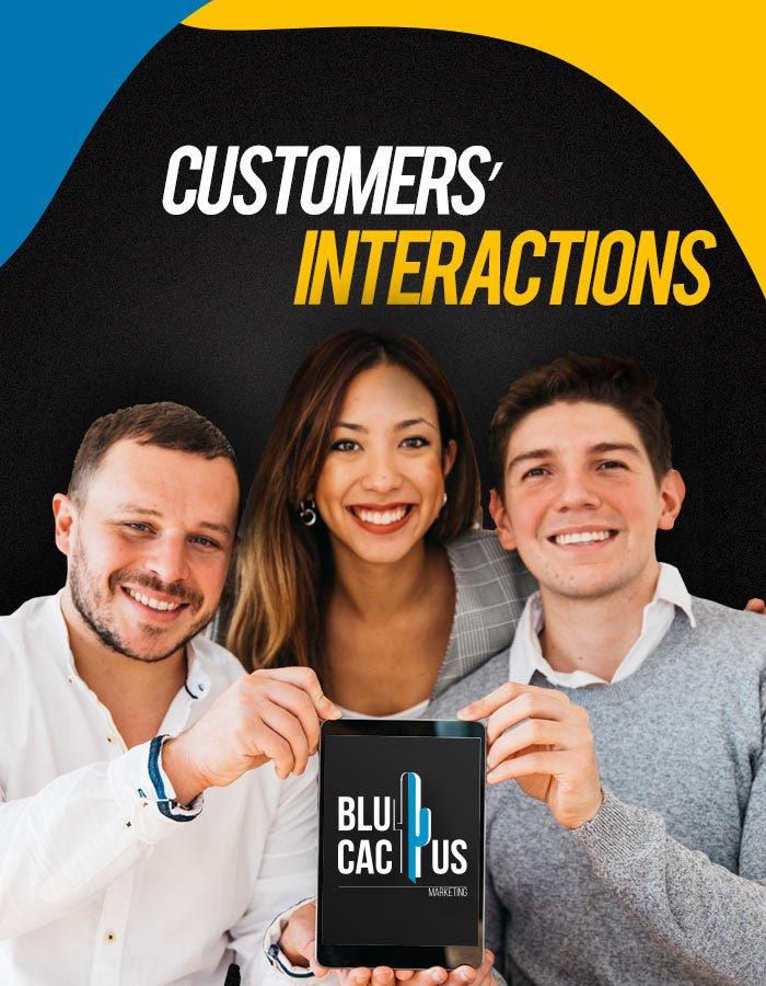 BluCactus Analyze results and optimize your inbound marketing campaign