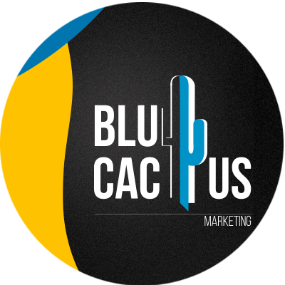 BluCactus Digital Marketing strategists that boost your business success Circle