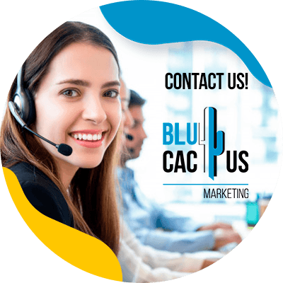 BluCactus - bounce rate - profesional person working