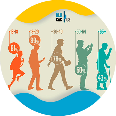 BluCactus - demographics