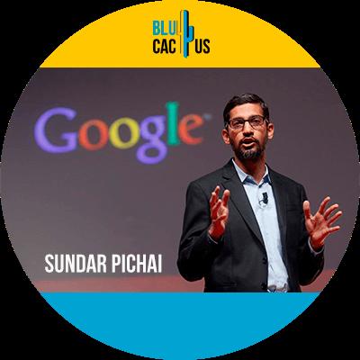BluCactus - Google's monopoly - sundar pichai