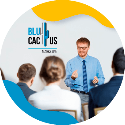 BluCactus - Corporate identity - people working together