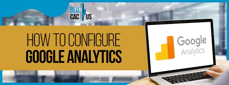 BluCactus - How to configure Google Analytic - Title