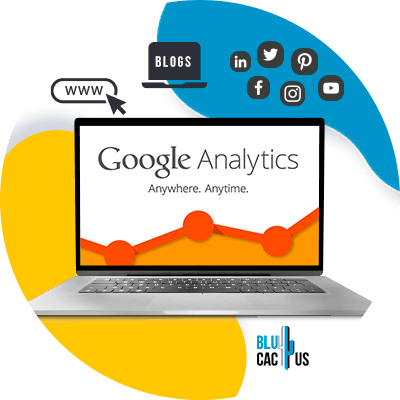 BluCactus - How to configure Google Analytic - simple steps