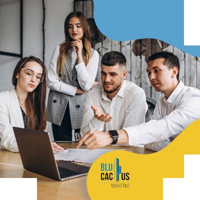 BluCactus - team of people working