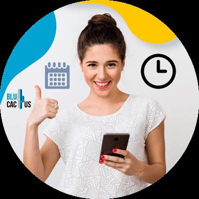 BluCactus -Segmentation when advertising - woman working