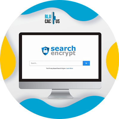 Blucactus - Search Encrypt