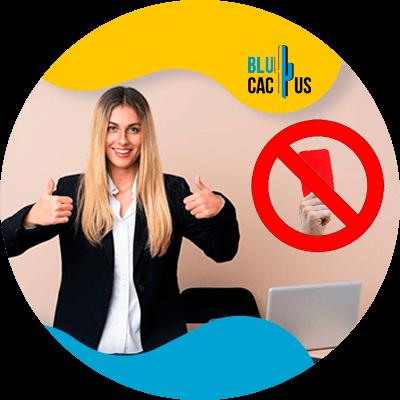 BluCactus - women working professional