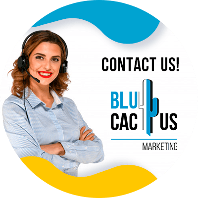 BluCactus - Advantages and disadvantages of an e-commerce - people working professionally