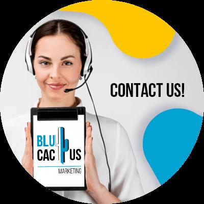 BluCactus - Benefits of a digital menu for restaurants - contact us