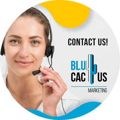 BluCactus - What is content marketing - professional person working
