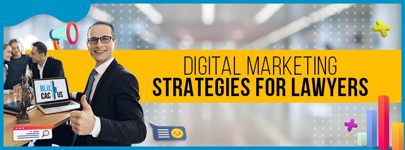 BluCactus - Digital Marketing Strategies for Lawyers - Title