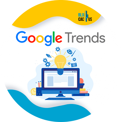 BluCactus -Digital Marketing for Beginners - google trends