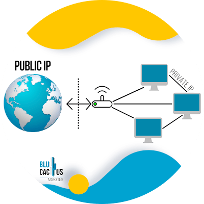 BluCactus -What is an IP address - Public Ip