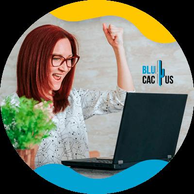 BluCactus - consumer behavior - person working professionally