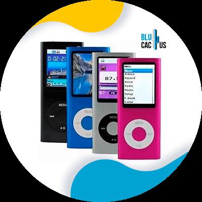 BluCactus -ipod