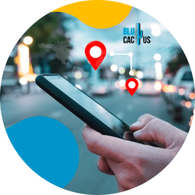 BluCactus -cellphone with gps