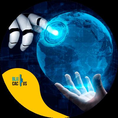 BluCactus - Marketing trends for insurance companies - robots