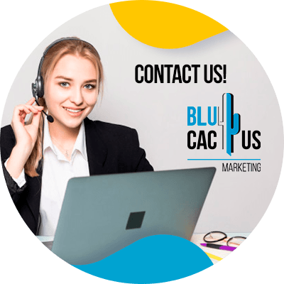BluCactus - Marketing trends for insurance companies - contact us