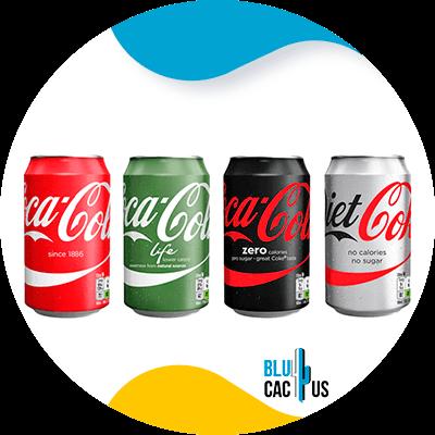 BluCactus - coca cola
