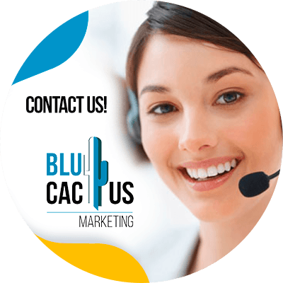 BluCactus - digital marketing strategies for retail banks - Professional people working