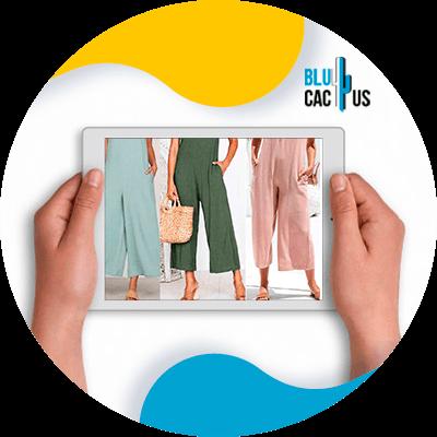 BluCactus - fast fashion to ultrafast fashion - example of fashion