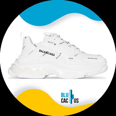 BluCactus - shoes balenciaga