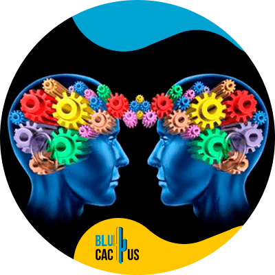 BluCactus - What is neuromarketing - profesional people working